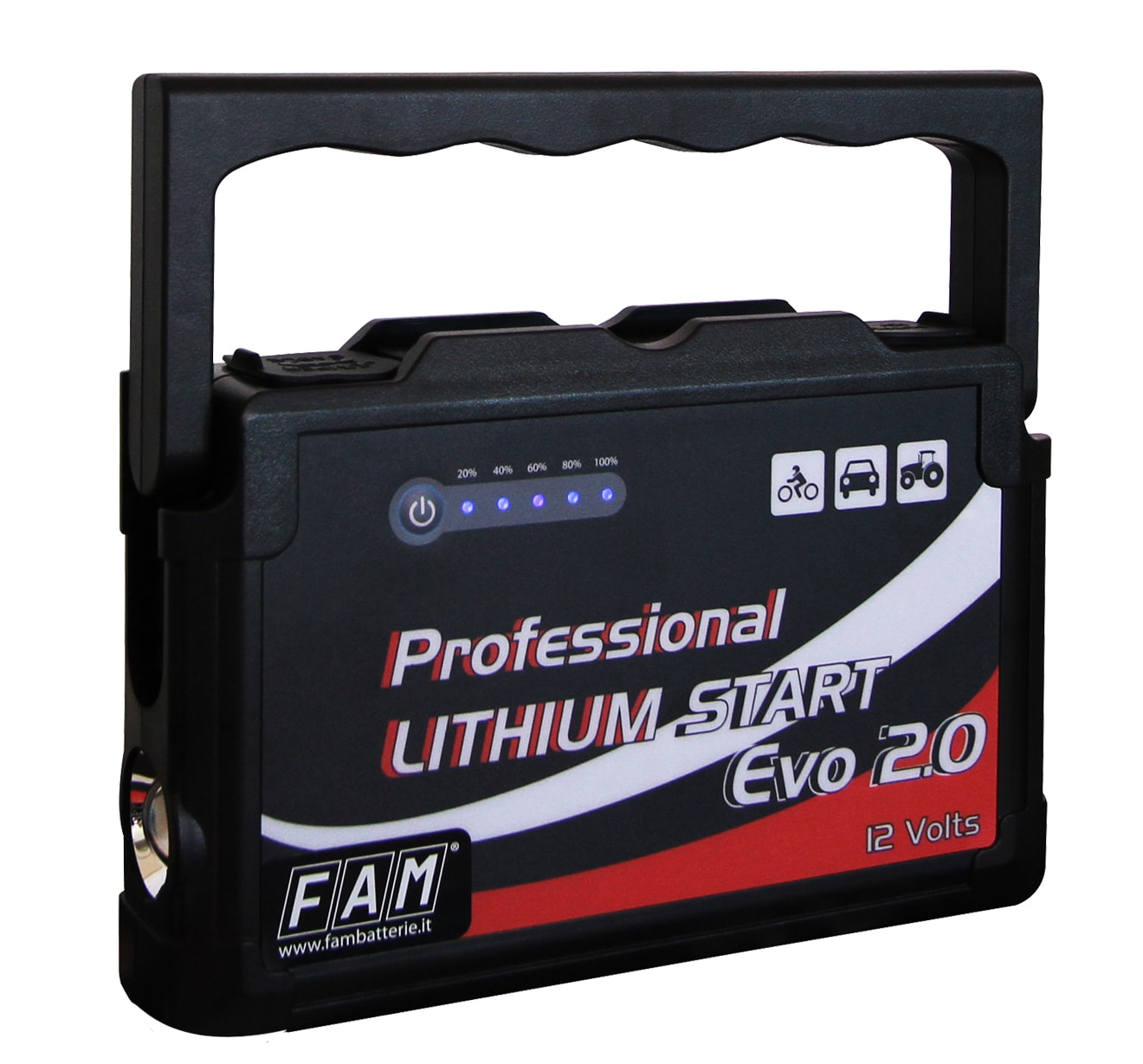 Avviatore Professional Lithium Start EVO 2.0