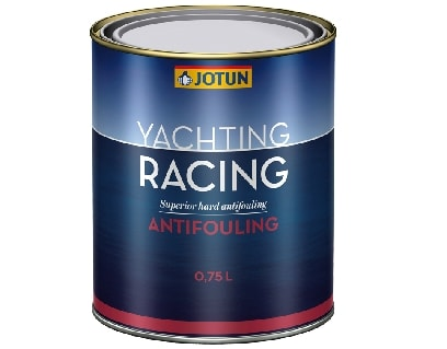 Antivegetativa JOTUN RACING Rossa Lt.2,50