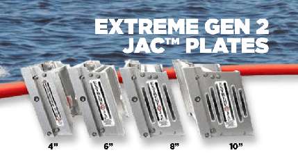 Power Lifts ACTION EXTREME GEN2 Jack Plates 8""