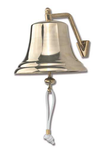 Campana di Bordo in Bronzo Diametro mm.148