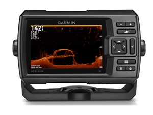 Ecoscandaglio Garmin NEW STRIKER 5 PLUS CV
