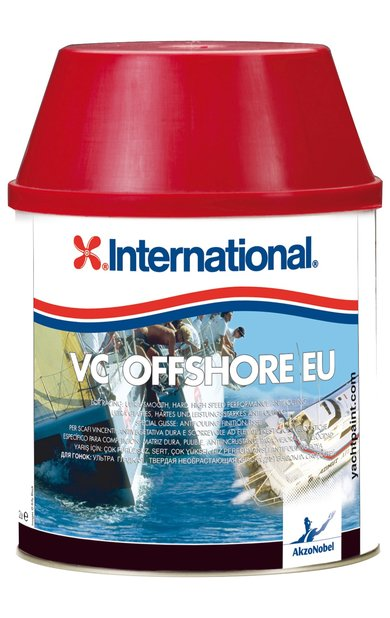 Antivegetativa International VC OFFSHORE EU NERA 750 ML.