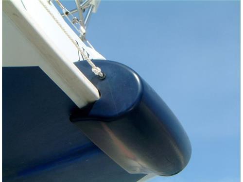 Parabordo salvaprua per barca a vela colore blu 490526 for Accessori per barca a vela