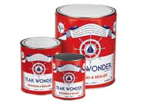 Teak Wonder Oil DRESSING and SEALER Lt.4