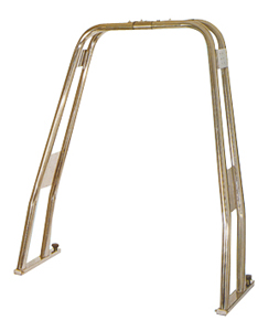 Roll Bar Abbattibile per Barche Tubo Diametro 50 mm.