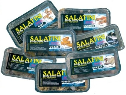 FILETTO DI SARDINA sotto sale vaschetta 100 gr.