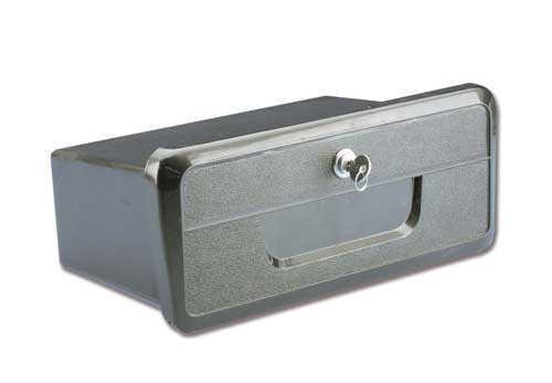 Bauletto portaoggetti con serratura l5352072 22 80 for Serratura porta scorrevole barca