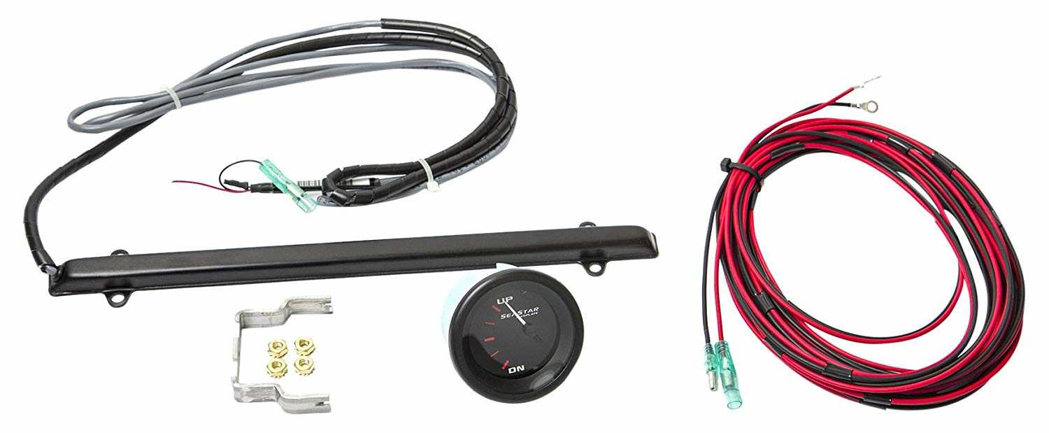 Kit Sensore Piastra ed Indicatore Lift JP Series