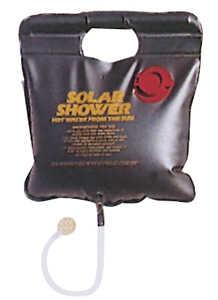 doccia solare in speciale pvc per ottenere l 39 acqua calda