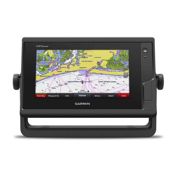 Nuovo GARMIN GPS-MAP 722 Multi-Touch