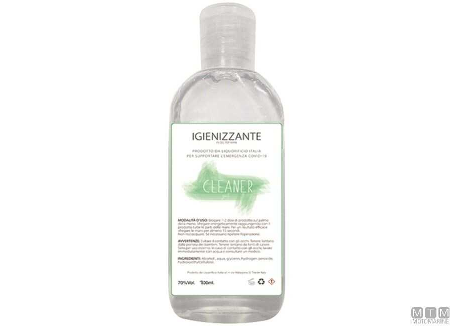 Cleaner GEL Igienizzante Mani 100 ml.