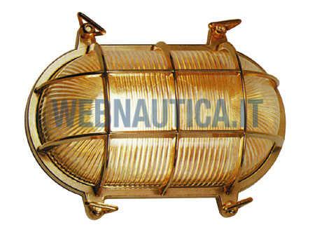 Lampada tartaruga ovale in ottone massiccio for Tartaruga prezzo