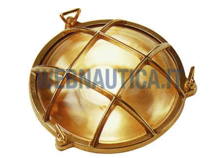 Lampada tartaruga rotonda in ottone massiccio mm for Tartaruga prezzo