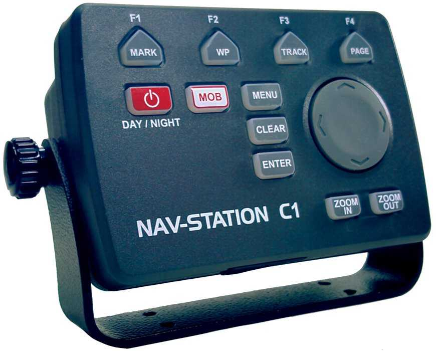 NAV STATION C-1 GPS Controller Professionale
