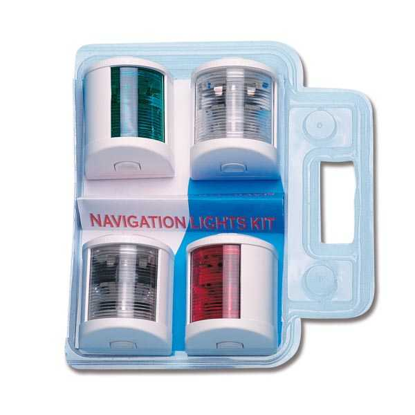 Navigation Kit Croce del Sud 4 Fanali di Via Bianchi