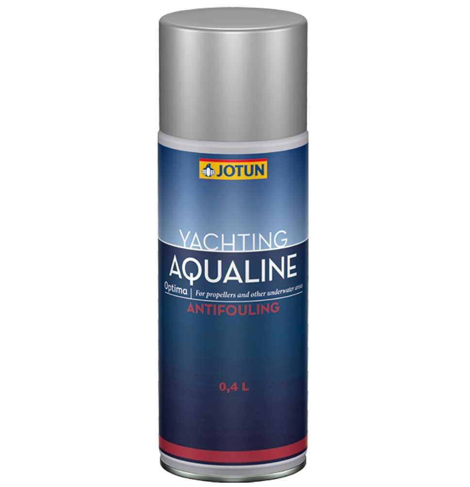 Antivegetativa JOTUN AQUALINE OPTIMA SPRAY Grigio Ml.400