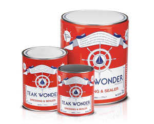 Teak Wonder Oil DRESSING and SEALER Lt.1